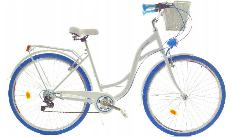 Miejski rower damski DALLAS 26