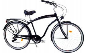 rower miejski męski