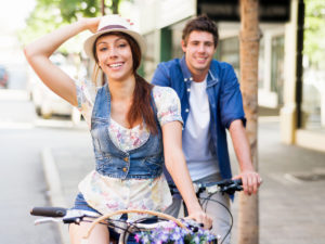 rower miejski cena