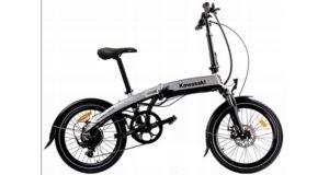 najlepszy rower elektryczny składany