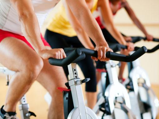 mini rower treningowy