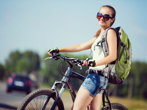 plecaki rowerowe