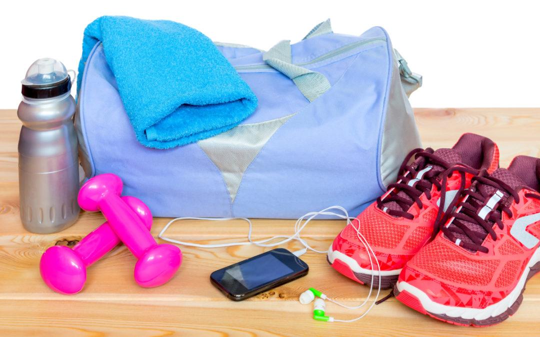 Co zabrać na siłownię – Poradnik