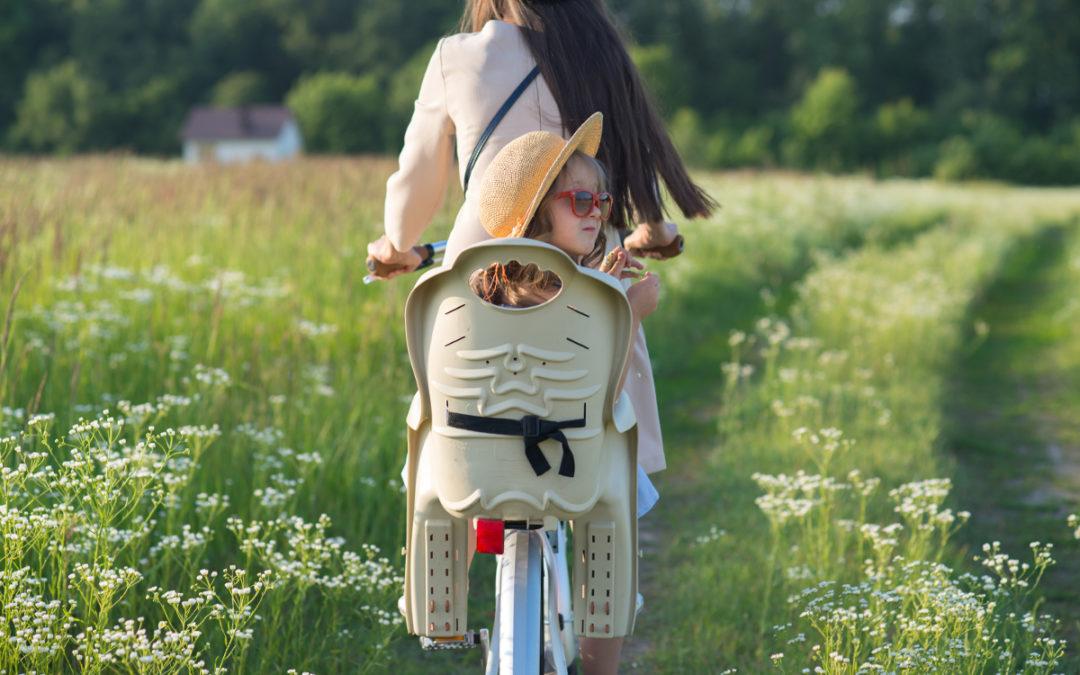 Jaki fotelik na rower wybrać w 2020 – Opinie oraz Ranking