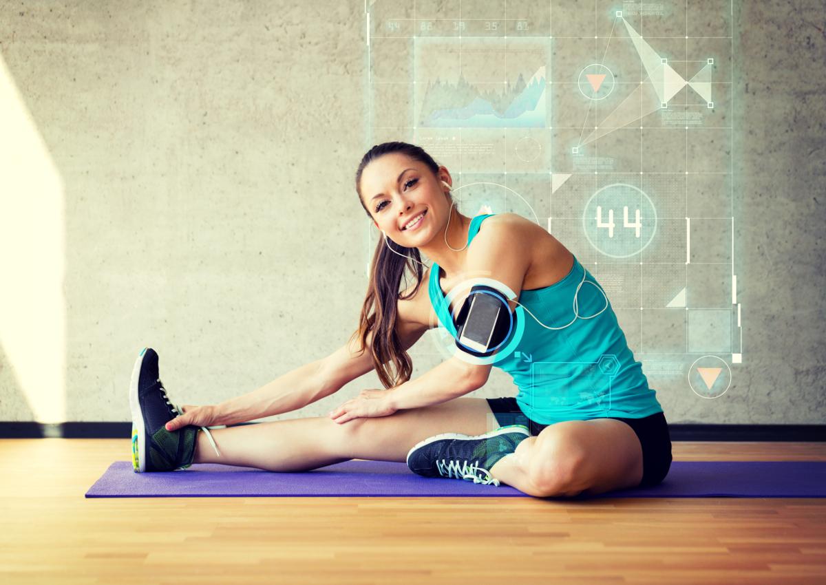 opaska fitness